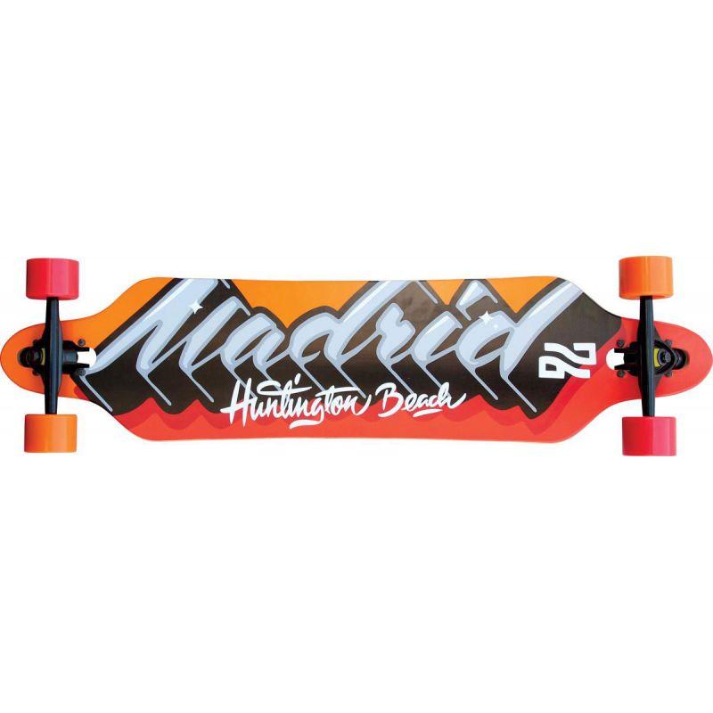 LONGBOARD MADRID 16J TOMSTONE DROP-THRU - oranžová (TRU) - 38.375